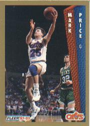 1992-93 Fleer #43 Mark Price