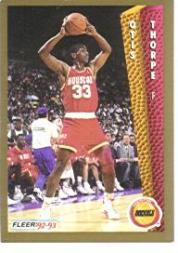 1992-93 Fleer #86 Otis Thorpe