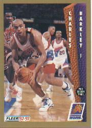 1992-93 Fleer #178 Charles Barkley