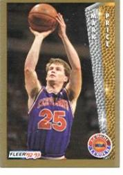 1992-93 Fleer #242 Mark Price LL