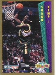 1992-93 Fleer #266 Shawn Kemp SD