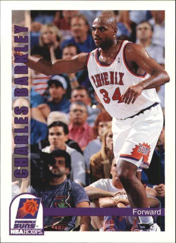 1992-93 Hoops #451 Charles Barkley
