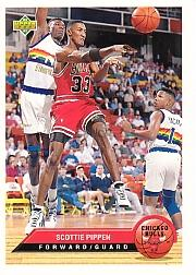 1992-93 Upper Deck McDonald's #CH9 Scottie Pippen