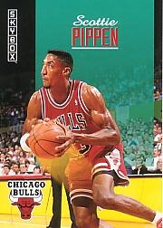 1992-93 SkyBox Nestle #32 Scottie Pippen