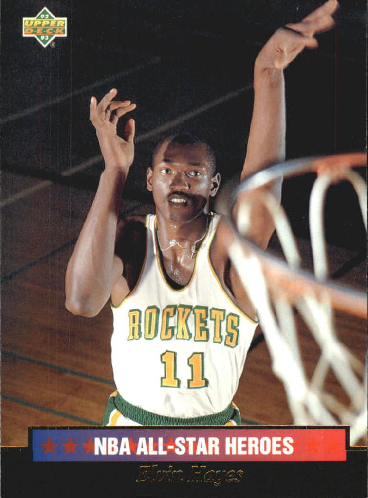 1992-93 Upper Deck All-Star Weekend #8 Elvin Hayes
