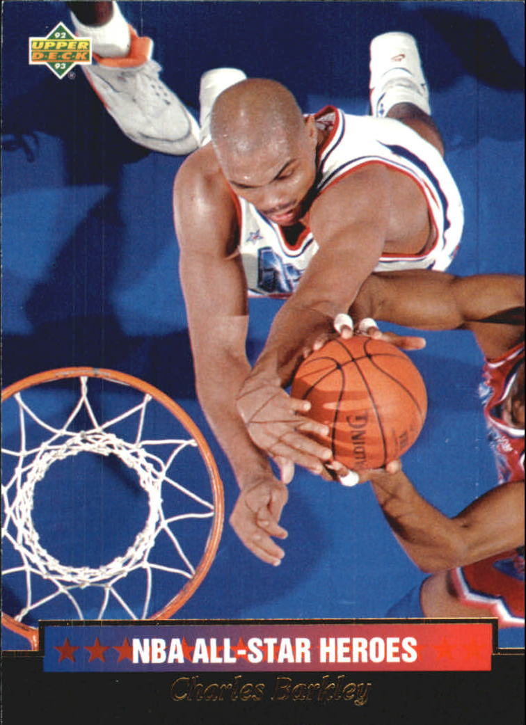 1992-93 Upper Deck All-Star Weekend #11 Charles Barkley