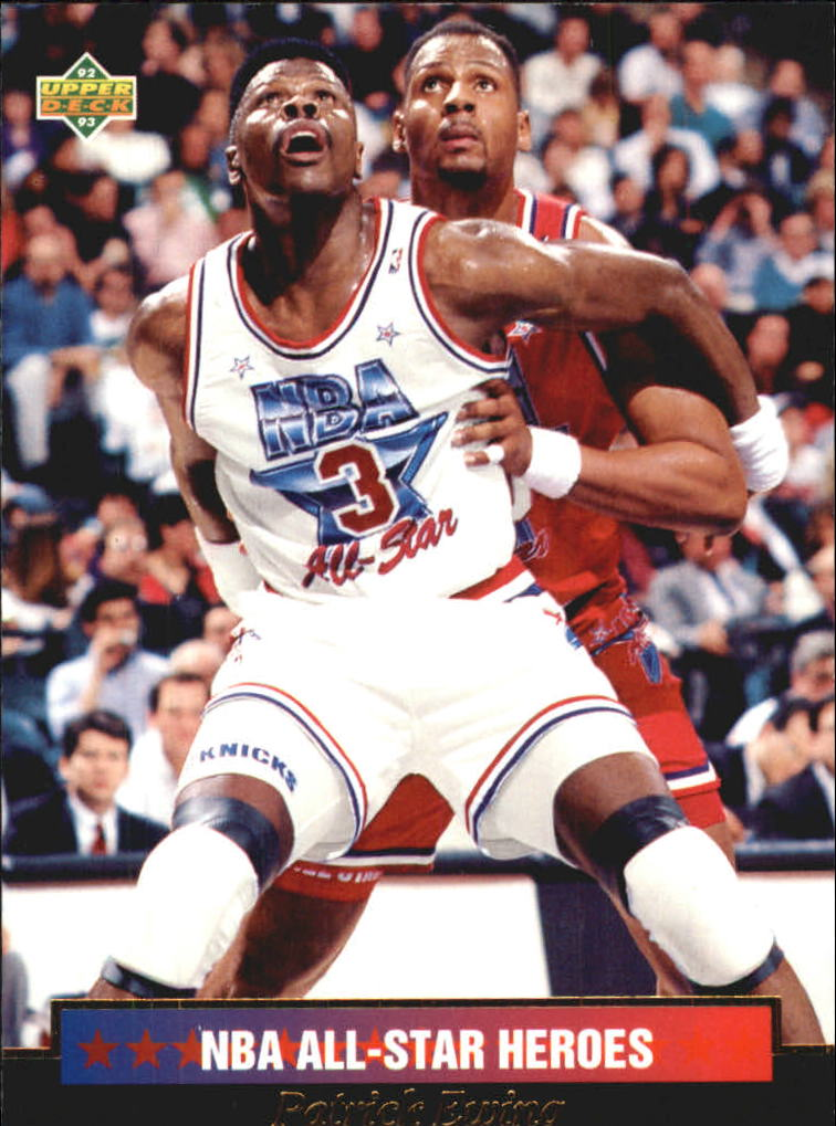 1992-93 Upper Deck All-Star Weekend #14 Patrick Ewing