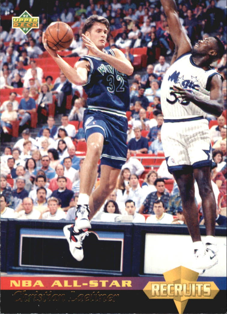 1992-93 Upper Deck All-Star Weekend #30 Christian Laettner
