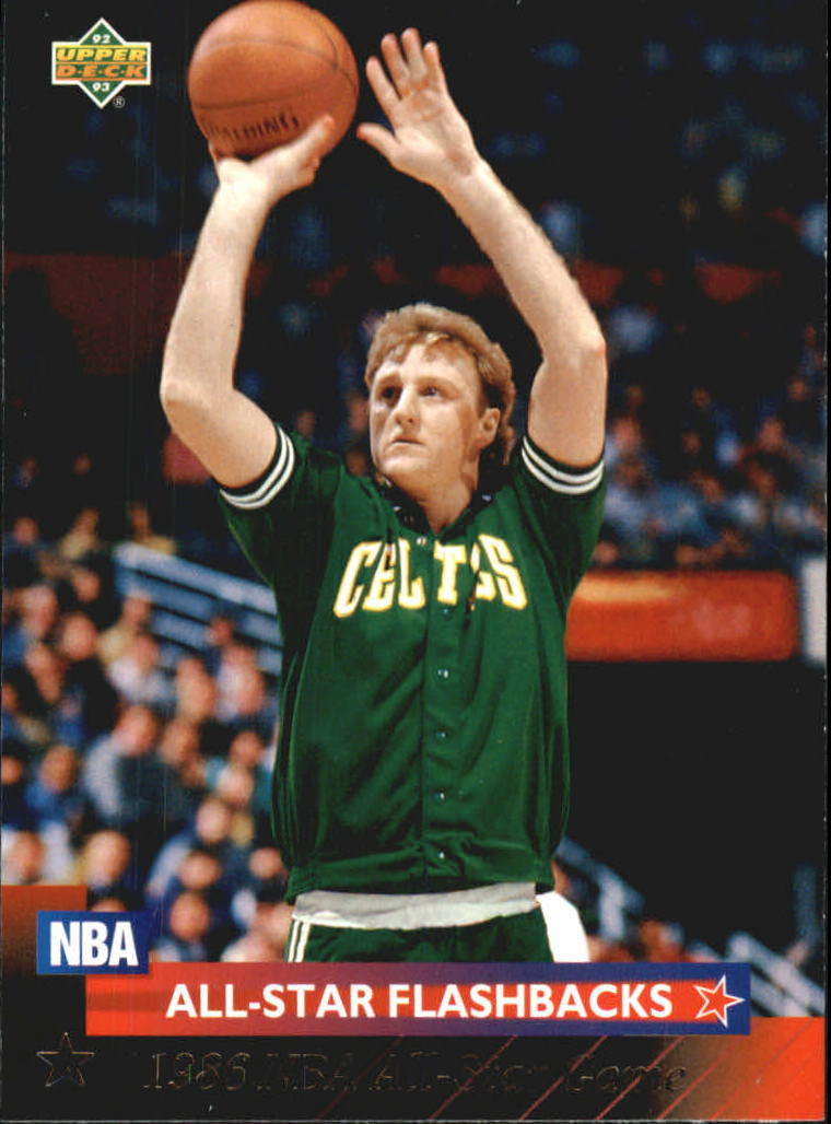 1992-93 Upper Deck All-Star Weekend #37 Larry Bird