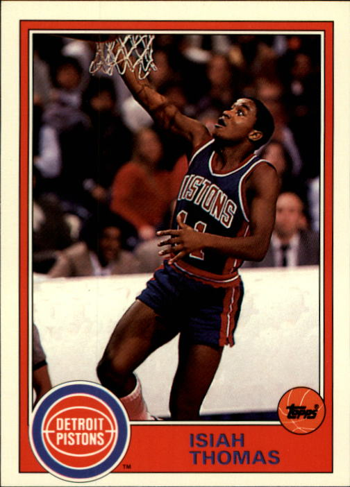 1992-93 Topps Archives #20 Isiah Thomas