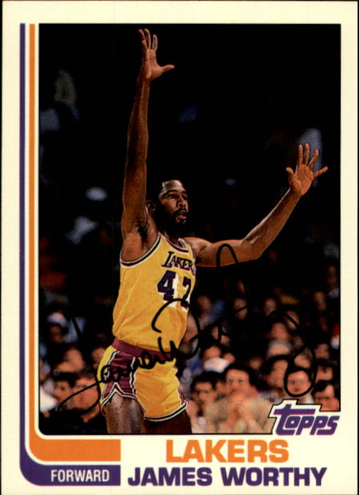 1992-93 Topps Archives #31 James Worthy
