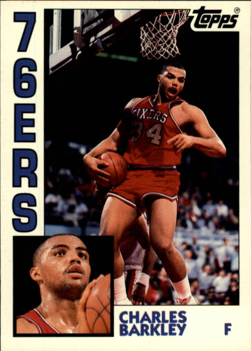 1992-93 Topps Archives #44 Charles Barkley