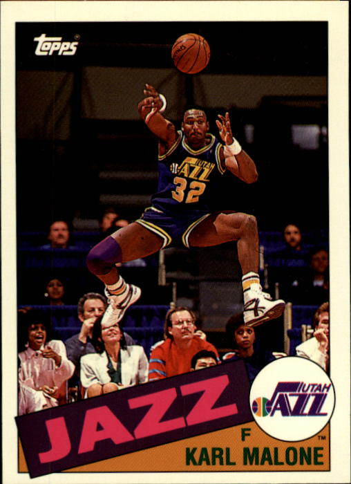 1992-93 Topps Archives #66 Karl Malone