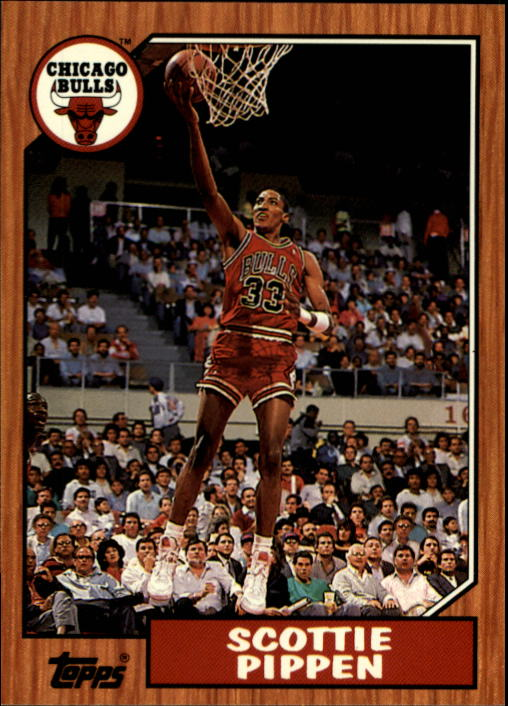 1992-93 Topps Archives #97 Scottie Pippen