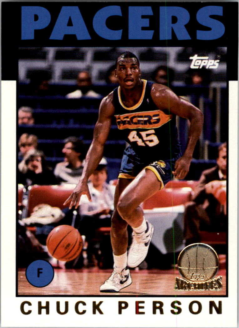 1992-93 Topps Archives Gold #84G Chuck Person