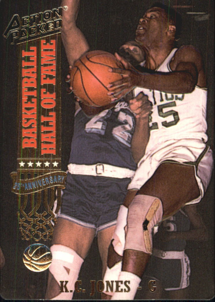 1993 Action Packed Hall of Fame #22 K.C. Jones
