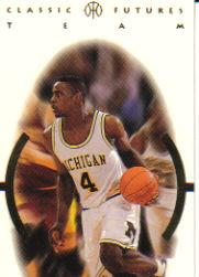1993 Classic Futures Team #CFT1 Chris Webber