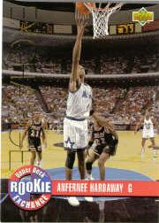 1993-94 Upper Deck Rookie Exchange Gold #RE3 Anfernee Hardaway
