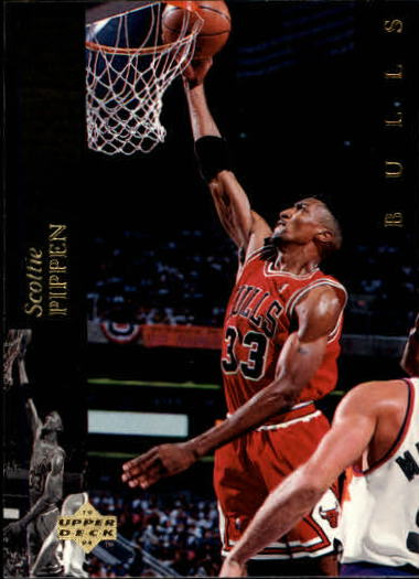 1993-94 Upper Deck SE #1 Scottie Pippen