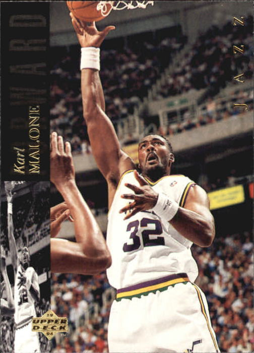 1993-94 Upper Deck SE #152 Karl Malone