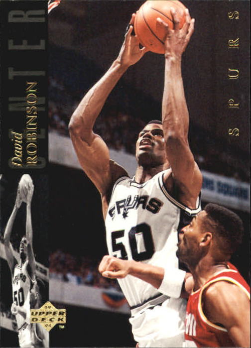 1993-94 Upper Deck SE #177 David Robinson