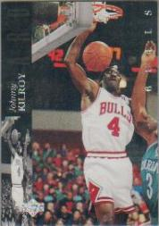 1993-94 Upper Deck SE #JK1 Johnny Kilroy/(Michael Jordan)