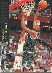 1993-94 Upper Deck SE Electric Court #51 Anfernee Hardaway