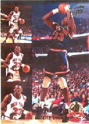 1993-94 Ultra All-NBA #7 Patrick Ewing