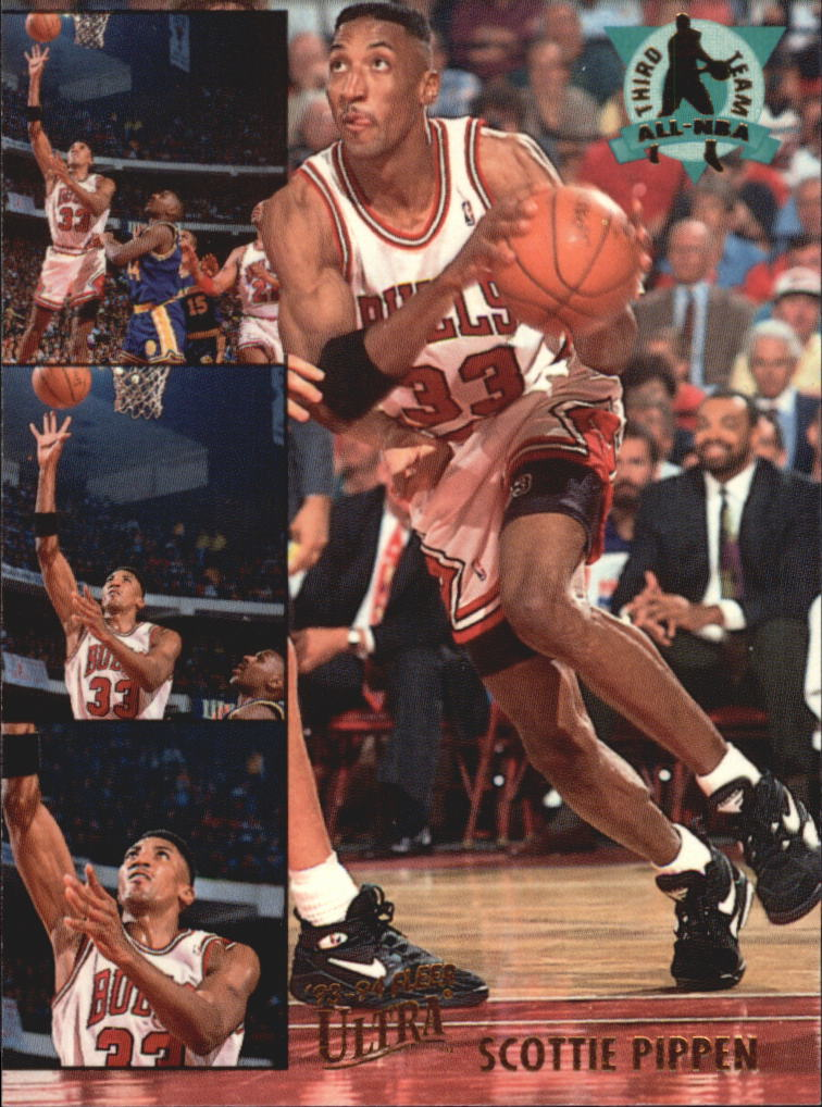 1993-94 Ultra All-NBA #13 Scottie Pippen