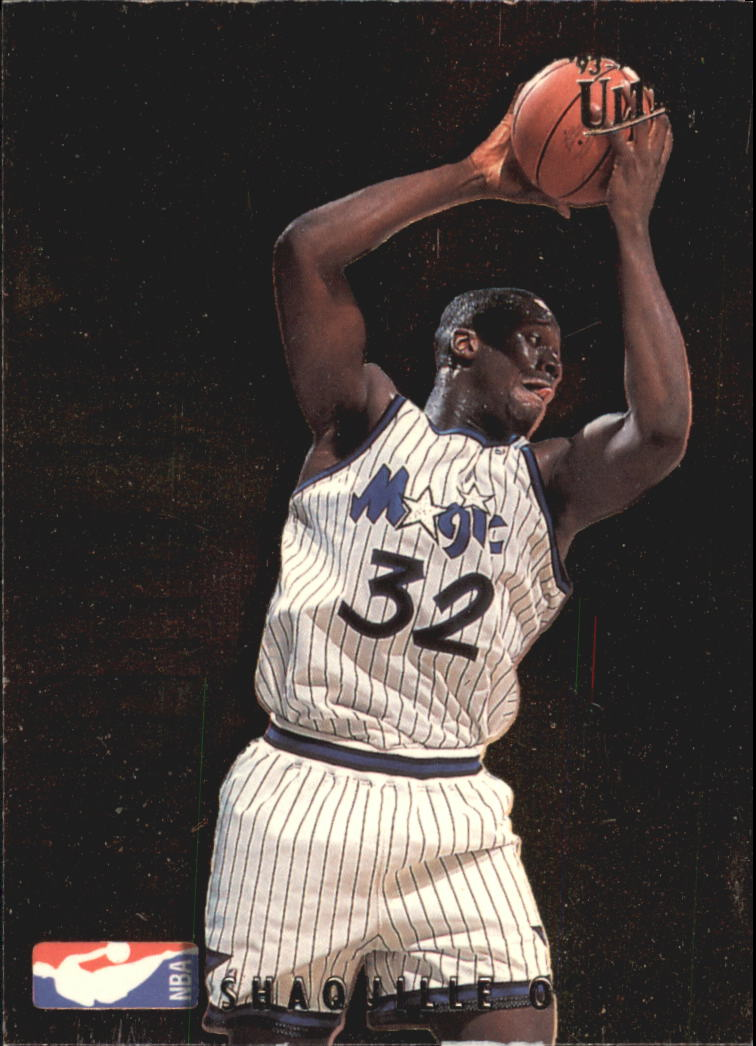 1993-94 Ultra Award Winners #4 Shaquille O'Neal