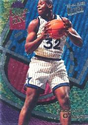 1993-94 Ultra Power In The Key #7 Shaquille O'Neal