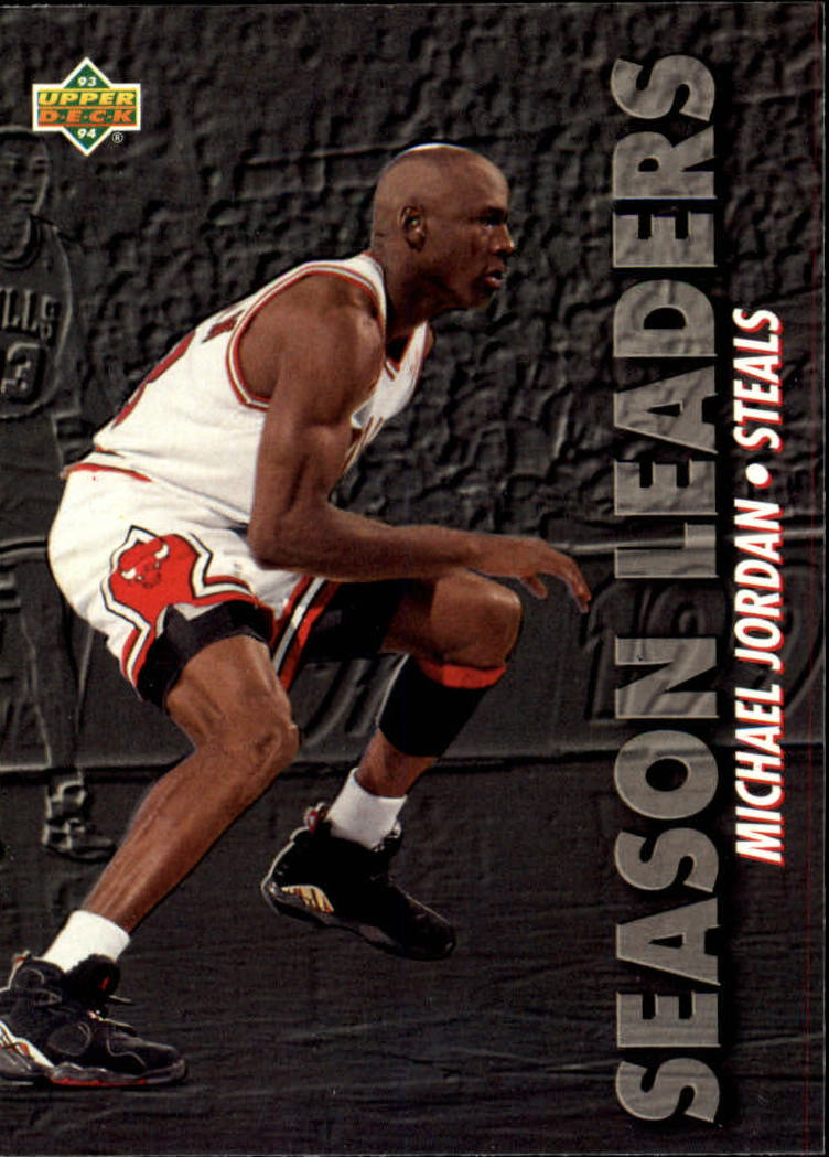 1993-94 Upper Deck #171 Michael Jordan SL