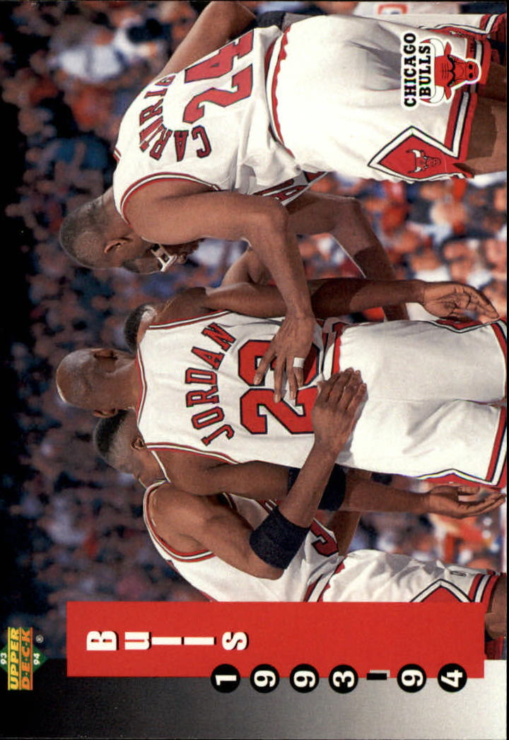 1993-94 Upper Deck #213 M.Jordan/Group SKED