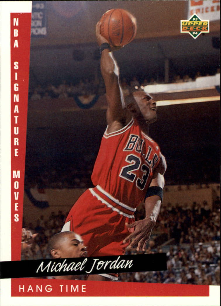 1993-94 Upper Deck #237 Michael Jordan SM