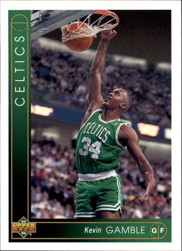 1993-94 Upper Deck #262 Kevin Gamble