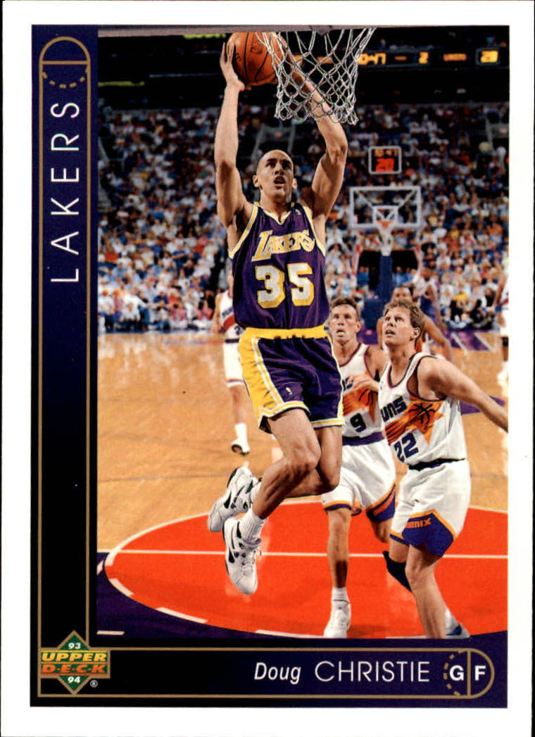 1993-94 Upper Deck #265 Doug Christie