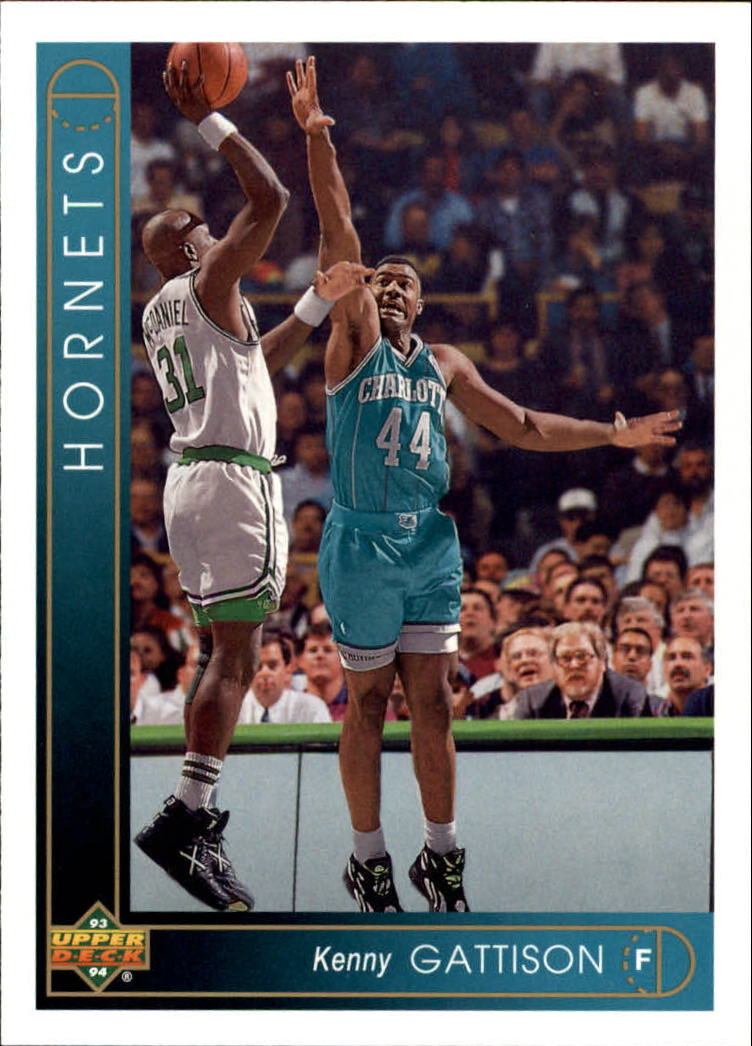1993-94 Upper Deck #271 Kenny Gattison