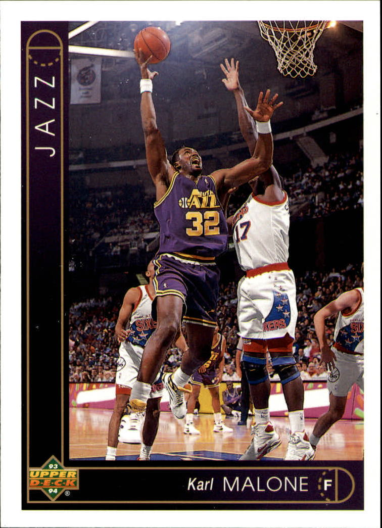 1993-94 Upper Deck #274 Karl Malone