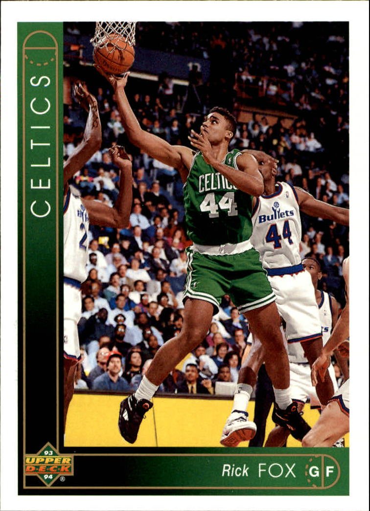 1993-94 Upper Deck #275 Rick Fox