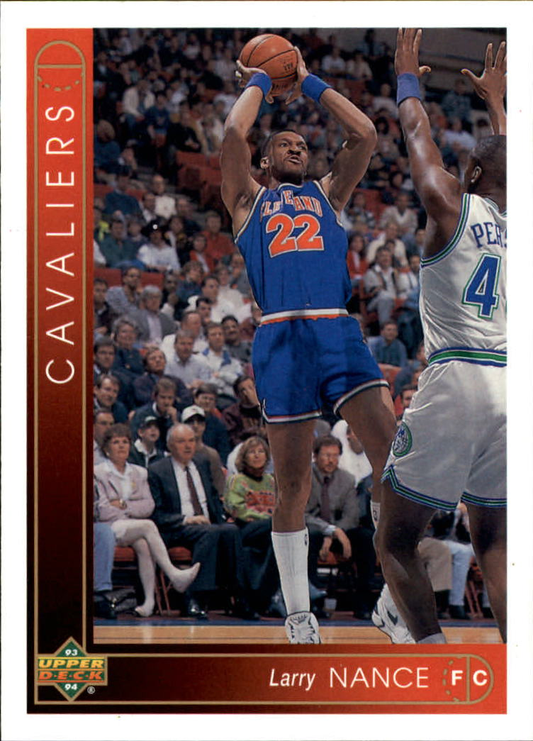 1993-94 Upper Deck #281 Larry Nance