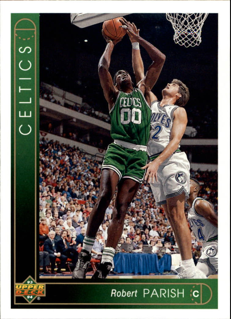 1993-94 Upper Deck #284 Robert Parish