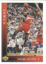 1993-94 Upper Deck #290 Dominique Wilkins