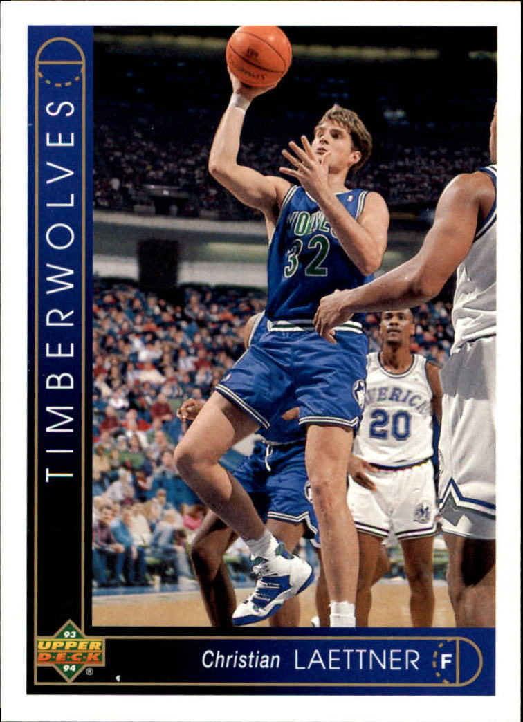 1993-94 Upper Deck #294 Christian Laettner