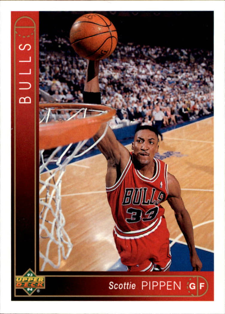 1993-94 Upper Deck #310 Scottie Pippen