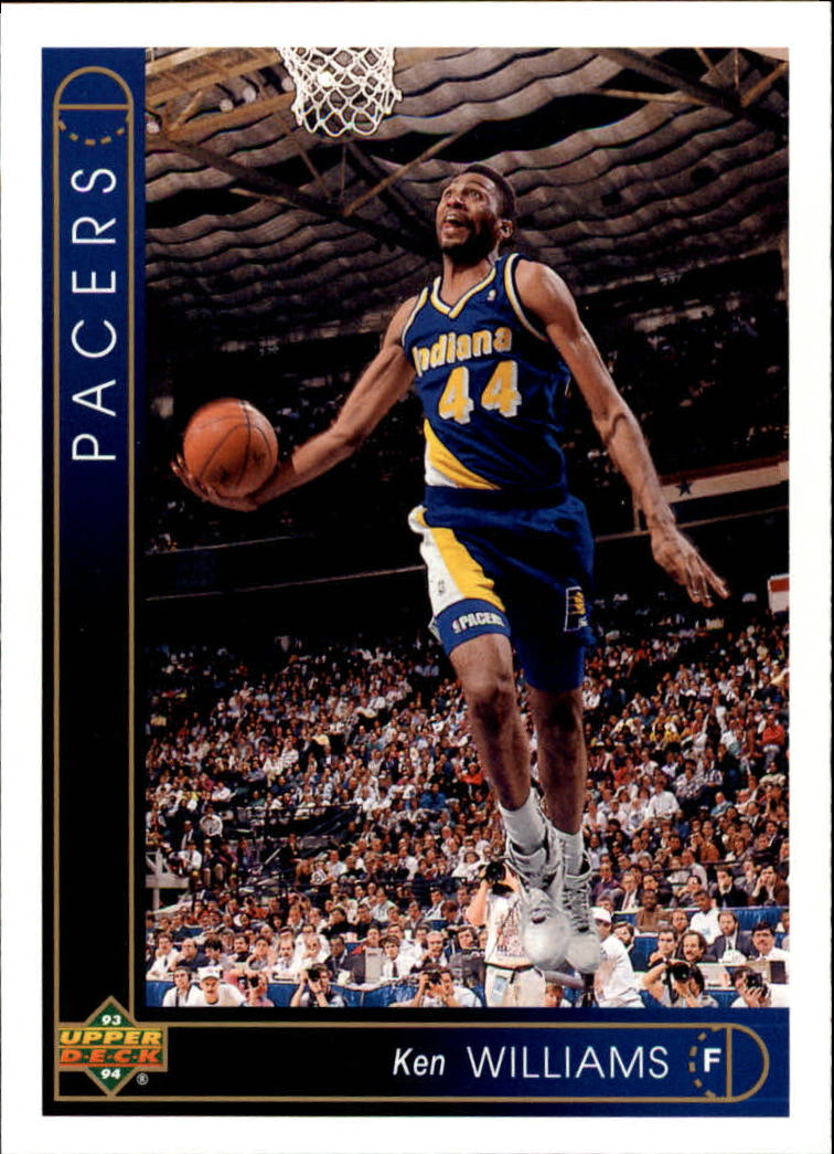 1993-94 Upper Deck #318 Ken Williams