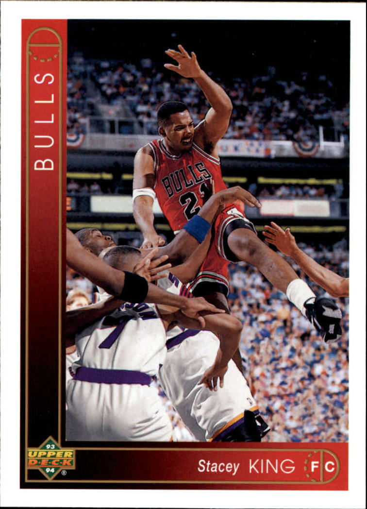 1993-94 Upper Deck #329 Stacey King
