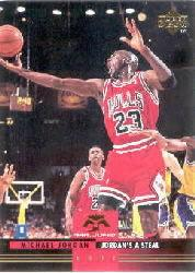 1993-94 Upper Deck Mr. June #MJ1 Michael Jordan
