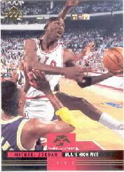 1993-94 Upper Deck Mr. June #MJ2 Michael Jordan