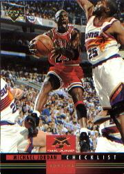 1993-94 Upper Deck Mr. June #MJ10 Michael Jordan CL