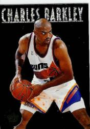 1993-94 SkyBox Premium Center Stage #CS3 Charles Barkley